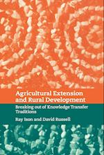 Agricultural Extension and Rural Development af Ray Ison, David Russell