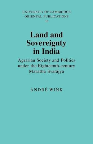 Land and Sovereignty in India