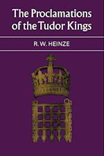 The Proclamations of the Tudor Kings