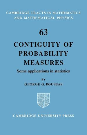 Contiguity of Probability Measures