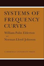 Systems of Frequency Curves af William Palin Elderton, Norman L Johnson