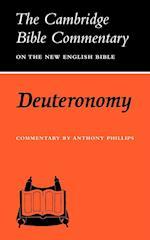 Deuteronomy af Anthony Phillips