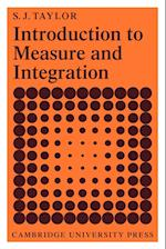 Introduction to Measure and Integration af S. J. Taylor