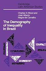 The Demography of Inequality in Brazil af Charles H. Wood, Jose Alberto Magno Carvalho, Wood Charles H.
