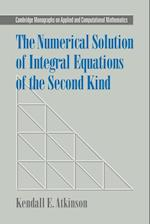 The Numerical Solution of Integral Equations of the Second Kind (Cambridge Monographs on Applied and Computational Mathematics, nr. 4)
