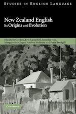 New Zealand English af Peter Trudgill, Margaret Maclagan, Jennifer Hay