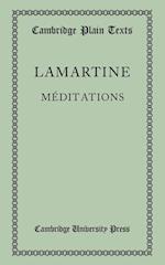 Meditations af Alphonse de Lamartine