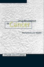 Drug Resistance in Cancer