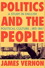 Politics and the People af James Vernon