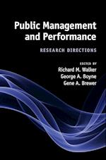 Public Management and Performance