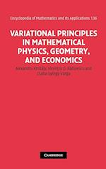 Variational Principles in Mathematical Physics, Geometry, and Economics: Qualitative Analysis of Nonlinear Equations and Unilateral Problems af Alexandru Kristaly, Vicentiu D. Radulescu, Csaba Gyorgy Varga