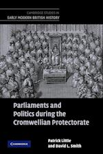 Parliaments and Politics During the Cromwellian Protectorate af Patrick Little, David L Smith