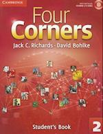 Four Corners Level 2 Student's Book with Self-study CD-ROM af David Bohlke, Jack C Richards