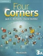 Four Corners Level 3 Workbook A (Four Corners Level 3 Full Contact A with Self study CD ROM)