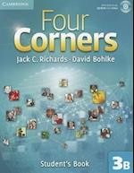 Four Corners Level 3 Student's Book B with Self-study CD-ROM (Four Corners Level 3 Full Contact B with Self study CD ROM)