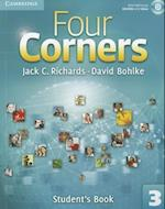 Four Corners Level 3 Student's Book with Self-study CD-ROM (Four Corners Level 3 Full Contact with Self study CD ROM)