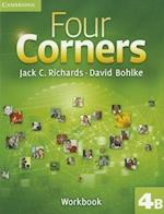 Four Corners Level 4 Workbook B (Four Corners Level 4 Full Contact B with Self study CD ROM)