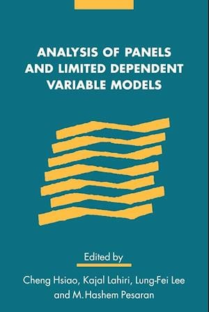 Analysis of Panels and Limited Dependent Variable Models