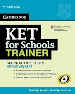 KET for Schools Trainer (Authored Practice Tests)