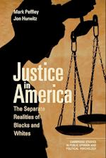 Justice in America (CAMBRIDGE STUDIES IN PUBLIC OPINION AND POLITICAL PSYCHOLOGY)