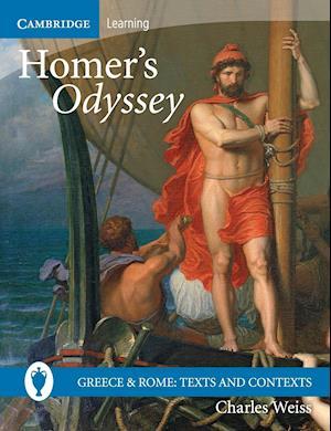Bog, paperback Homer's Odyssey af Charles Weiss