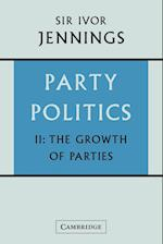 Party Politics: Volume 2 af Ivor Jennings
