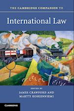 The Cambridge Companion to International Law af Martti Koskenniemi, James Crawford