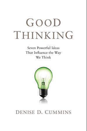 Bog, paperback Good Thinking af Denise Cummins
