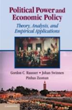 Political Power and Economic Policy