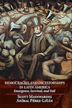 Democracies and Dictatorships in Latin America af Scott Mainwaring