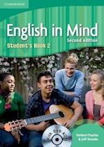 English in Mind Level 2 Student's Book with DVD-ROM af Jeff Stranks, Herbert Puchta