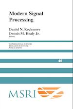 Modern Signal Processing (MATHEMATICAL SCIENCES RESEARCH INSTITUTE PUBLICATIONS, nr. 46)