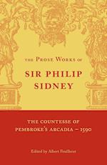 The Countesse of Pembrokes Arcadia: Volume 1 af Albert Feuillerat, Philip Sidney