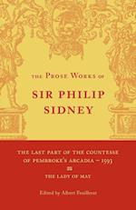 The Last Part of the Countesse of Pembrokes Arcadia: Volume 2 af Albert Feuillerat, Philip Sidney