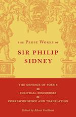 The Defence of Poesie, Political Discourses, Correspondence and Translation: Volume 3 af Philip Sidney