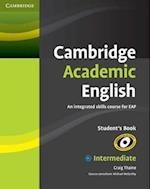 Cambridge Academic English B1+ Intermediate Student's Book af Craig Thaine, Michael McCarthy