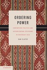 Ordering Power (Cambridge Studies in Comparative Politics Paperback)