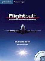 Flightpath: Aviation English for Pilots and ATCOs Student's Book with Audio CDs (3) and DVD