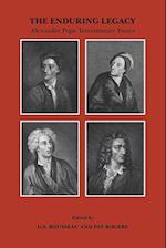 The Enduring Legacy: Alexander Pope Tercentenary Essays