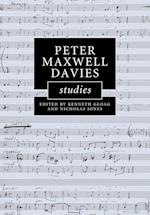 Peter Maxwell Davies Studies af Nicholas Jones, Kenneth Gloag