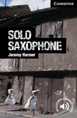 Solo Saxophone Level 6 Advanced (Cambridge English Readers)