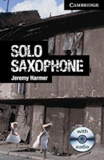 Solo Saxophone Level 6 Advanced Student Book with Audio CDs (3) (Cambridge English Readers)