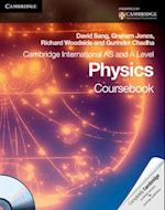 Cambridge International AS Level and A Level Physics Coursebook with CD-ROM af Richard Woodside, David Sang, Gurinder Chadha
