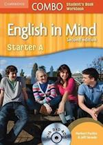 English in Mind Starter A Combo A with DVD-ROM af Jeff Stranks, Herbert Puchta