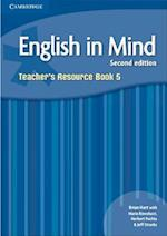English in Mind Level 5 Teacher's Resource Book af Brian Hart, Mario Rinvolucri, Jeff Stranks