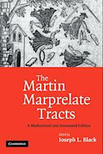 The Martin Marprelate Tracts af Joseph Black