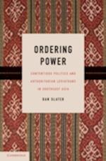 Ordering Power (Cambridge Studies in Comparative Politics Hardcover)