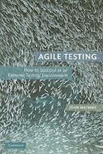 Agile Testing af John Watkins