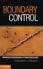 Boundary Control (Cambridge Studies in Comparative Politics Hardcover)