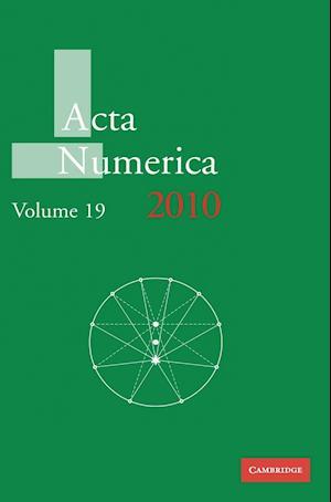 Acta Numerica 2010